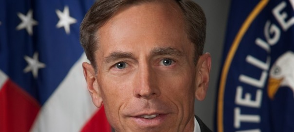 Central Intelligence Agency director David Petraeus