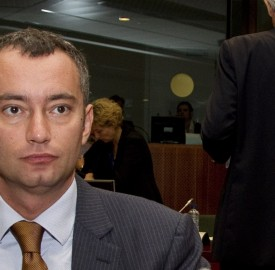 Bulgarian Foreign Minister Nickolay Mladenov