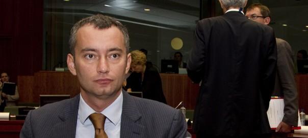 Bulgarian Foreign Minister Nickolay Mladenov