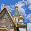 St Nikolai, Russian church in Sofia, Bulgaria