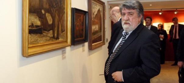 Bulgarian Minister of Culture Vezhdi Rashidov