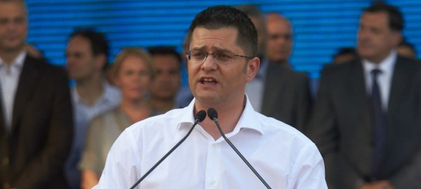 Serbian foreign minister Vuk Jeremic elected June 2012 president of UN General Assembly