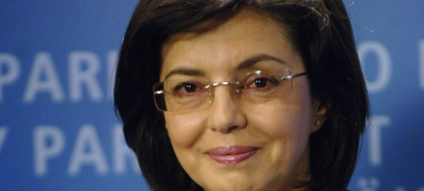 meglena kuneva, leader of the citizens for Bulgaria party