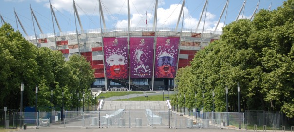 Warsaw national stadium