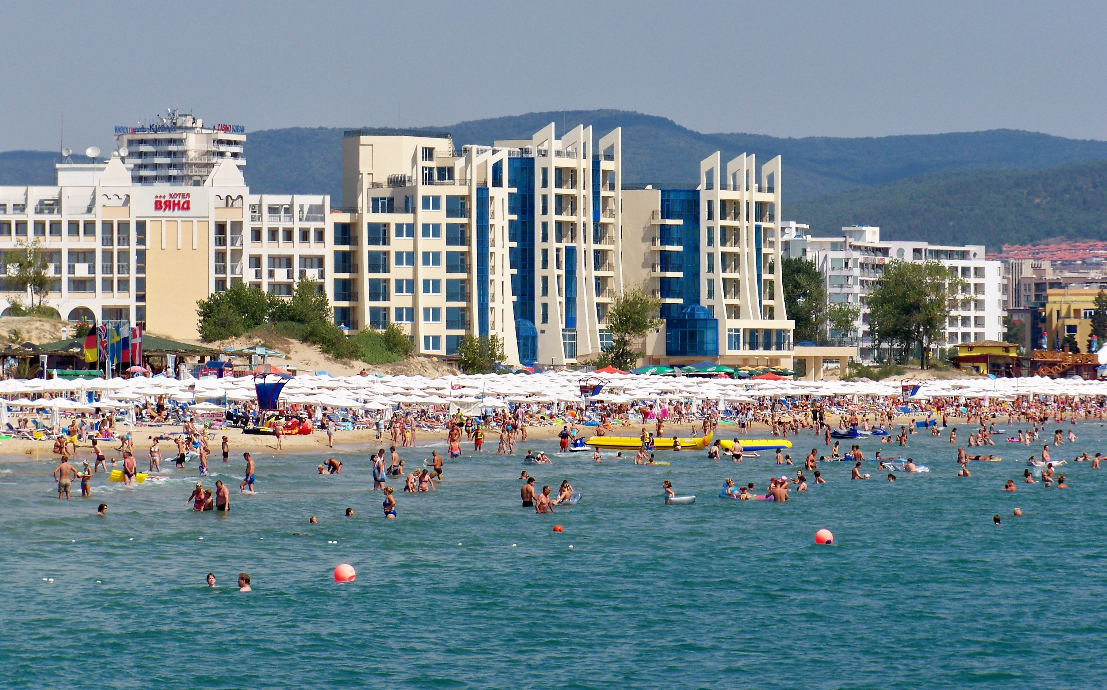 Holidays To Sunny Beach Bulgaria