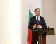Rosen Plevneliev president of Bulgaria