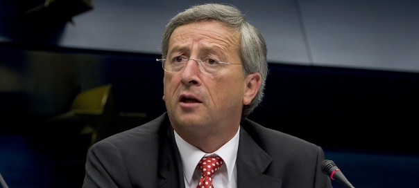 Jean-Claude Juncker, president of the Eurogroup and prime minister of Luxembourg