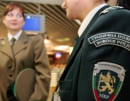 Bulgarian border police photo European Parliament