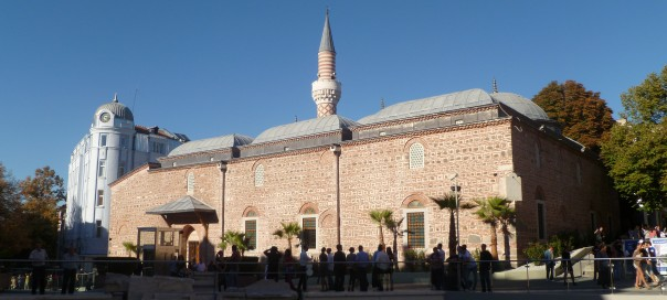 Dzhumaya Mosque, Plovdiv. Photo: Clive Leviev-Sawyer