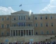 Parliament Athens Greece photo Clive Leviev-Sawyer
