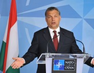 100603a-010 The Prime Minister of Hungary visits NATO