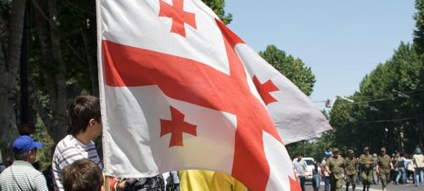 Georgian_flag_during_the_independance_day_of_Georgia,_Tbilisi