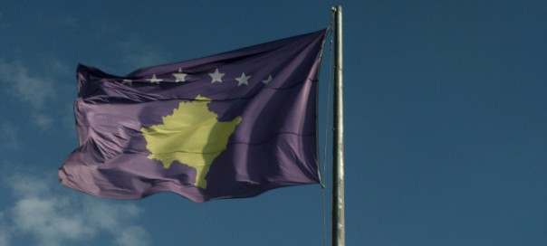 Photo of Kosovo flag by Quinn Dombrowski/flickr.com