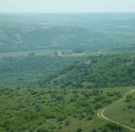 Bulgarian Turkish border area near Matochina photo Clive Leviev-Sawyer