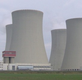 Temelin nuclear power plant in the Czech Republic. Photo: Japo/Wikimedia Commons