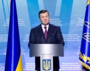 Ukrainian president Viktor Yanukovich. Photo: president.gov.ua