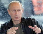 Vladimir Putin by www kremlin ru