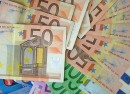 euro banknotes by Mattes