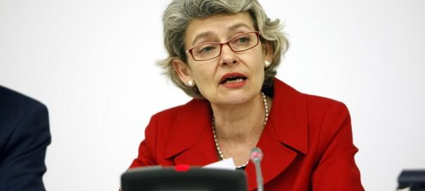 Irina Bokova. Photo: UN Photo/Paulo Filgueiras