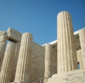 Parthenon Athens Greece Photo Clive Leviev-Sawyer
