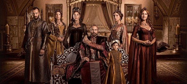 Suleiman the Magnificent series