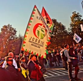 Jobbik_manifestation_Budapest_23_X_2012_(2) photo Orlovic