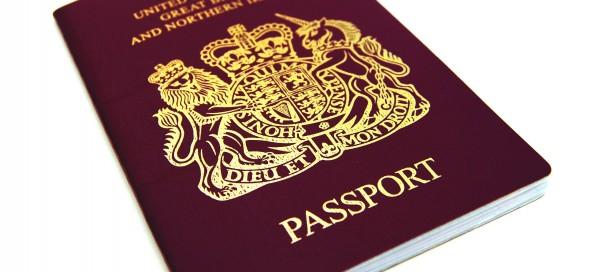 UK British passport photo Phillip Bramble sxc hu