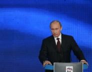 Vladimir Putin by Politsurfer