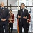 borissov and plevneliev v nikolov president bg