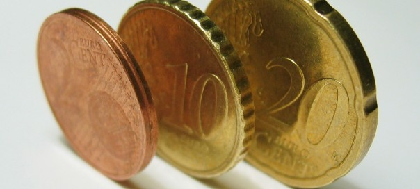 euro coins cents photo contributor