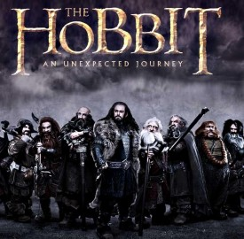 film poster for the hobbit