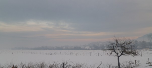 snow winter countryside photo Clive Leviev-Sawyer