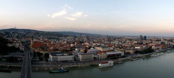 Bratislava photo by Kiban