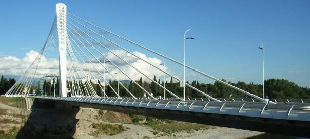 Podgorica_Millennium_Bridge