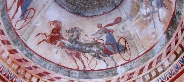 thracian tomb Todor Bozhinov