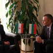 Iran ambassador and Mladenov photo mfa bg