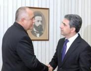borissov and plevneliev by president bg