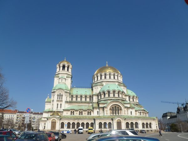 Alexander Nevsky cathedral March 2013 photo Clive Leviev-Sawyer