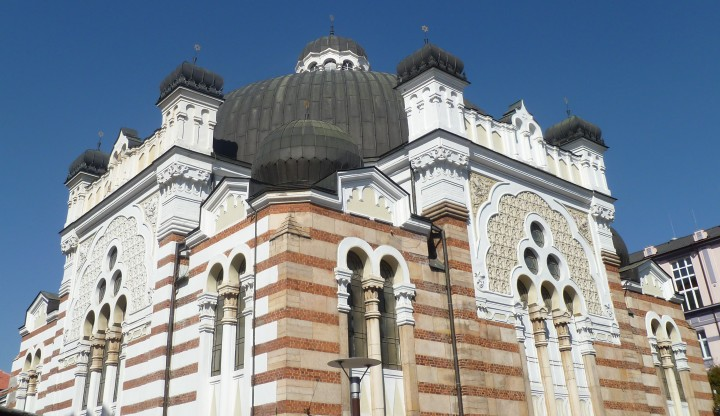 Sofia Central Synagogue. Photo: Clive Leviev-Sawyer