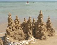 sandcastle beach sea photo Clive Leviev-Sawyer-crop