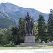Monument to Hristo Botev in Vratsa. Photo: Nikola Gruev