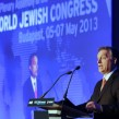 Viktor Orbán at World Jewish Congress. Photo WJC