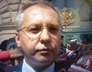 Sergei Stanishev May 17 2013