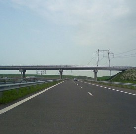 Trakia Trakiya motorway photo Spadarev