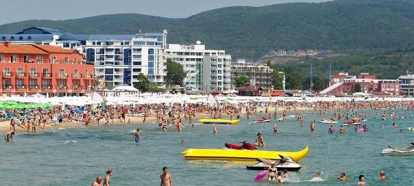 Bulgarias Sunny Beach Resort Opens  Summer Season