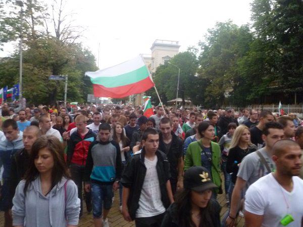 sofia protest 21 MAIN PHOTO Clive Leviev-Sawyer