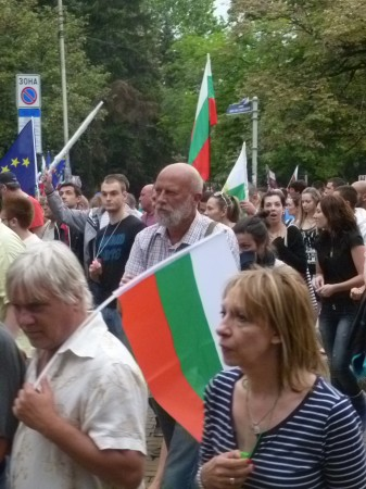 sofia protest June 23 photo Clive Leviev-Sawyer