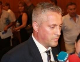 UDF leader Bozhidar Lukarski.