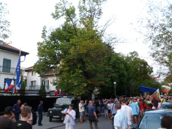 protest bastille 1 cls