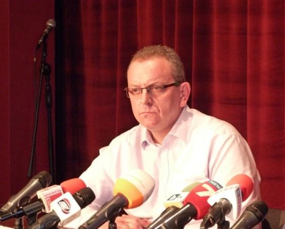 Culture Minister Petar Stoyanovich
